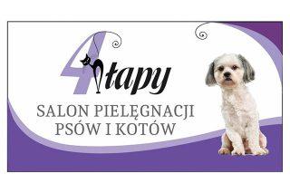 4 Łapy | Salon pielęgnacji psów i kotów
